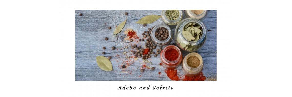 Adobo and Sofrito