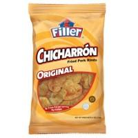 Filler Chicharron Original 4 oz