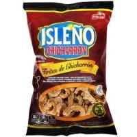 Isleño Chicharron Tiritas 2 oz