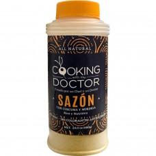 Cooking with my Doctor Sazon con Curcuma y Moringa 24 oz