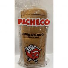 Pacheco Pan de Mallorca Rebanado