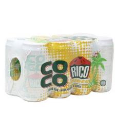 Coco Rico Dieta 10 oz 8 pk