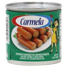 Carmela Salchichas 5 oz