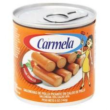 Carmela Salchichas Pique 5 oz